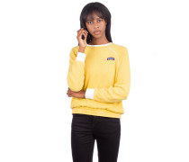 Hangtown Fleece Sweater mustard