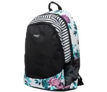 Proschool Desert Flower Backpack white