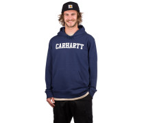 College Hoodie white