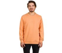 Case Crew Sweater summer orange