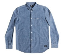 Arrowood 2 Shirt LS indigo chambray