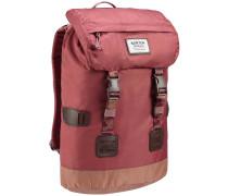 Tinder Backpack rose brown flight satin
