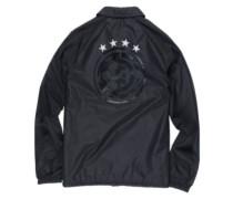 Blazed Coach Jacket flint black