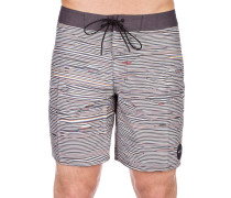 Flinch Trunk Boardshorts black