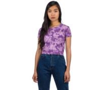 Nishana T-Shirt paisley purple