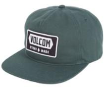 Shop Cap dark green