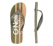 Profile Cali Wood Sandals winter moss