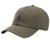 Small Icon Curved Cap black