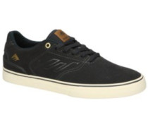 The Reynolds Low Vulc Skate Shoes dark grey
