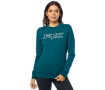F Head X Crew Sweater jade