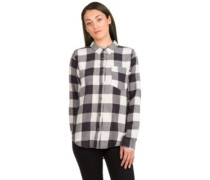 Moody Blues II Flannel Shirt LS phantom