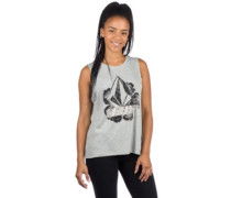 Pure Stoke Tank Top heather grey
