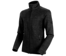 Arctic Ml Fleece Jacket phantom-black melange