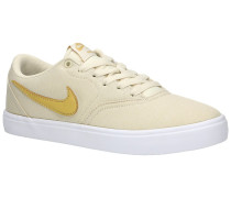SB Check Solarsoft Canvas Premium Sneakers bl