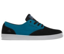 The Romero Laced X Toy Machine Sneakers turquoise