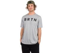 Brtn T-Shirt gray heather