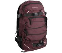 Louis Backpack plum