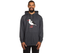 Gull 2 Hoodie heather black