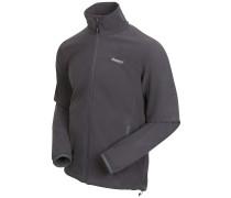 Park City Fleece Jacket solid dark grey