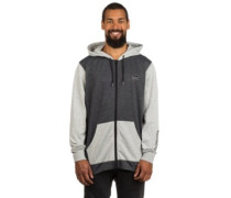 Undertow Fleece Zip Hoodie dark marle