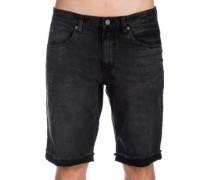 Albany Shorts heather black