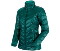 Rime In Outdoor Jacket teal-atoll