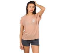 Mai Tai Rib T-Shirt nude