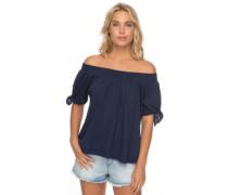 Carribean Mood T-Shirt dress blues