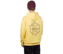 Wash Out Hoodie yellow