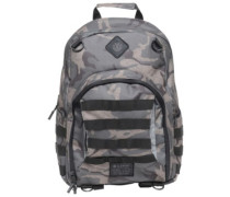Hilltop Backpack map camo