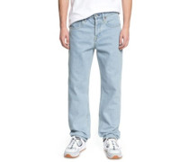 Worker Relaxed Jeans vintage bleach