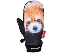 Carmel Windstopper Mittens red panda