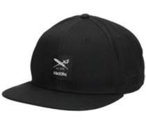 Daily Flag 2 Snapback Cap black