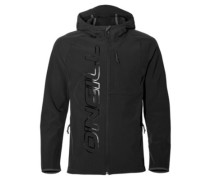 Exile Softshell black out