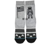 Landed Socks grey
