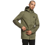 Exford 2 Jacket burnt olive