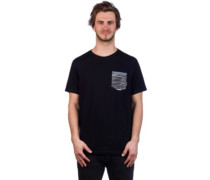 All Day Printed Crew T-Shirt black