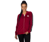 Delora Track Jacket rio red