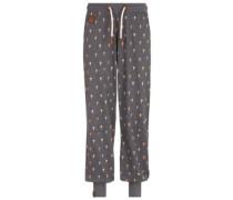 Die Fickendales Jogging Pants dark grey melange