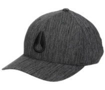 Deep Down Athletic Textured Cap black woven