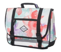 Mini Satchel Watercamo Backpack white