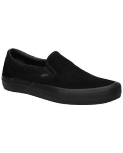 Slip-On Pro Slippers blackout