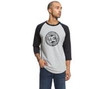 Research 3/4 Raglan T-Shirt LS grey heather