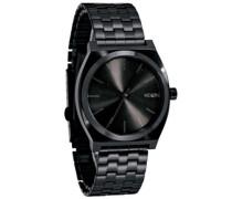 The Time Teller all black