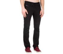 Skeletor Jeans black