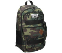 Transient III Skate Backpack classic camo