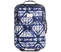 Wheelie Travellbag dress blues geometric fee