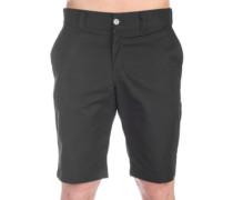 Industrial Walk Shorts black