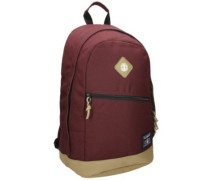 Camden Backpack napa red