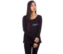 Silhouettes Long Sleeve T-Shirt black